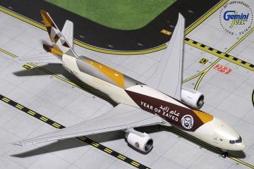 Gemini Etihad Cargo Year of Zayed